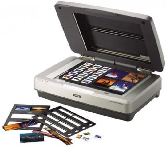 Un scanner profesional de gama media
