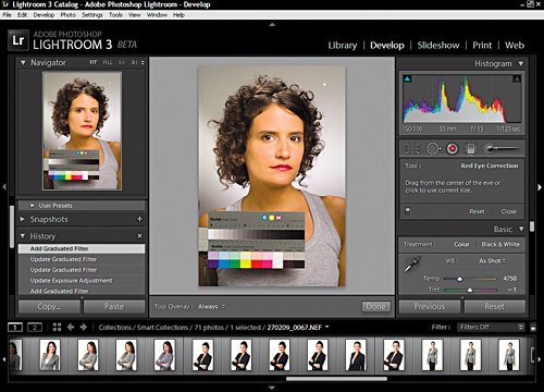 Lightroom o Photoshop? - postproduccin en fotografa digital