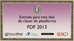 Gana una entrada para FDF 2013 en Rosario, Argentina!
