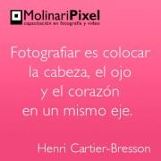 Pensamientos sobre la fotografía – Henri Cartier-Bresson