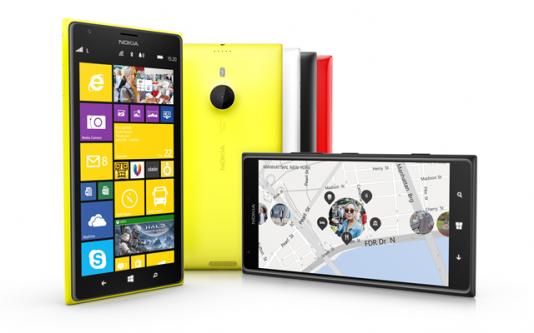 Nokia presenta smartphones con formato RAW