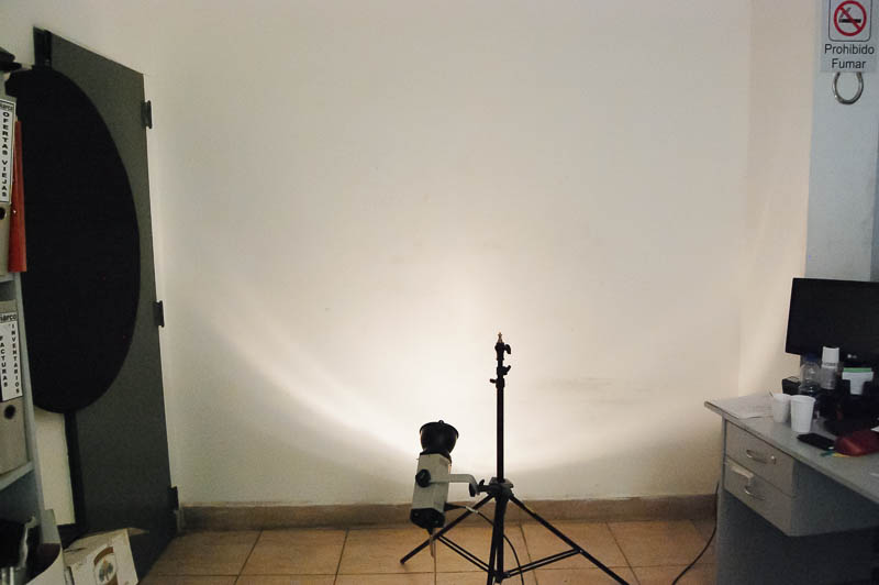 Como usar la luz de fondo en un retrato en locación