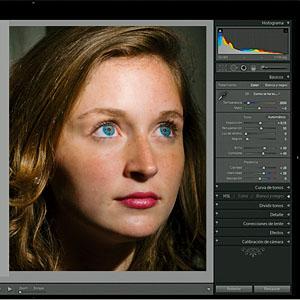 Captura pantalla RAW - Cursos de fotografía y video
