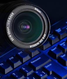 Cursos de fotografía Online - Editando y compartiendo imágenes