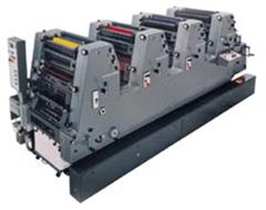 Impresora Offset 4 colores