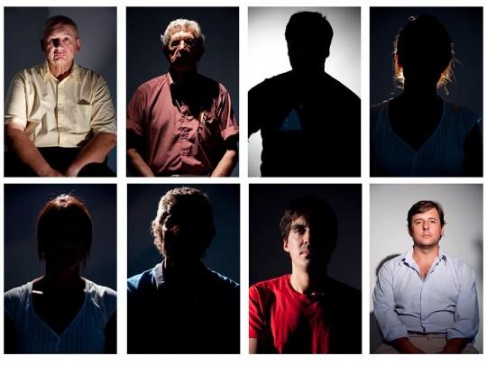 Trabajo practico realizado en el Seminario Intensivo de Iluminación - Curso fotografia