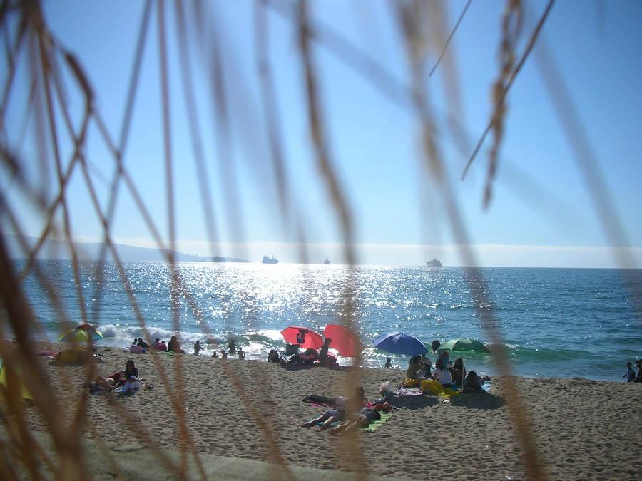 Fotografia de playa - Curso fotografia digital