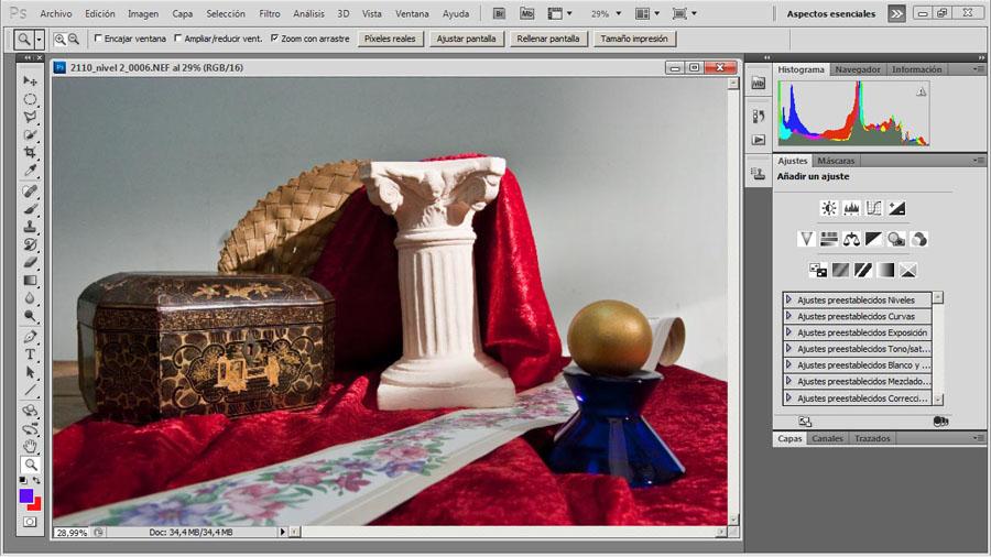 Photoshop CS5 - curso de fotografia online