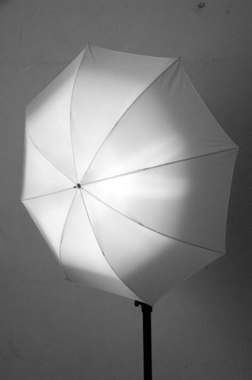 Paraguas traslúcido - Cursos de fotografía y video