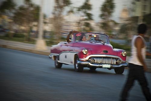 auto en la habana por carolina molinari