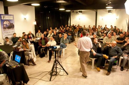 Curso de iluminación en Rosario