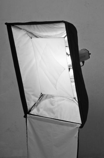 Caja difusora sin tela externa