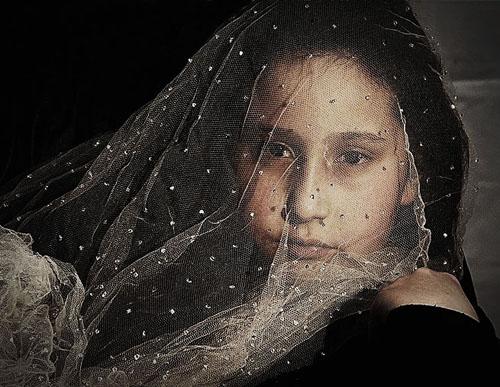 Retrato fotografico realizado por Noemí Gómez del curso de fotografía avanzado