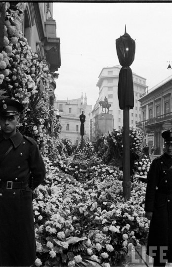 Funeral Evita