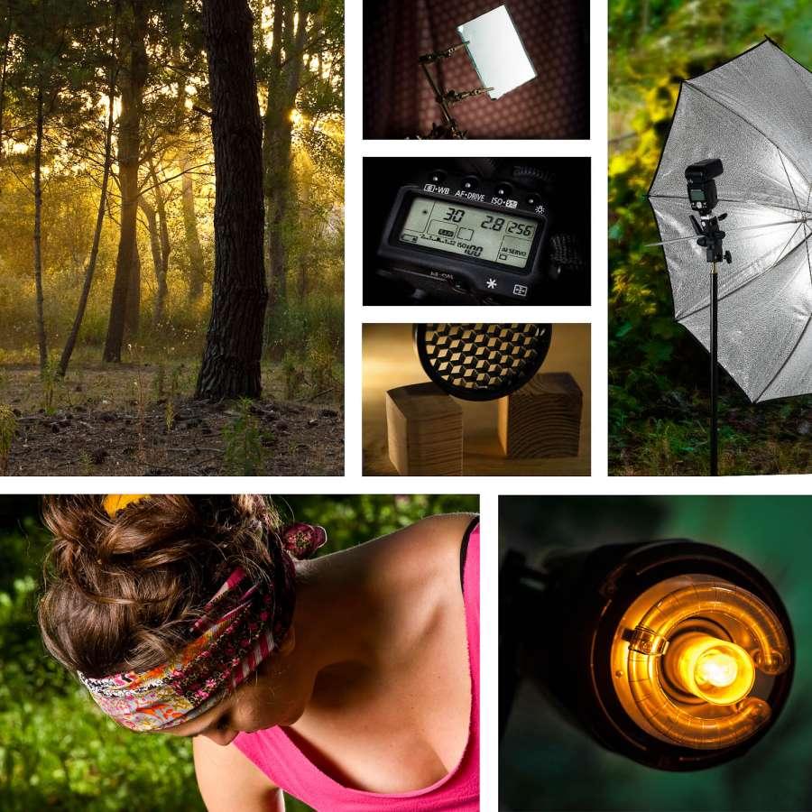 Workshop de Iluminación en Villa Gesell