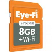 Una tarjeta de memoria Eye Fi