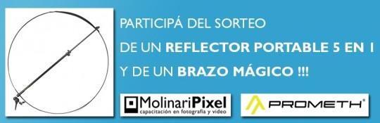 Sorteo para fans de MolinariPixel - Prometh MolinariPixel