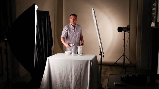 Curso de fotografía de producto