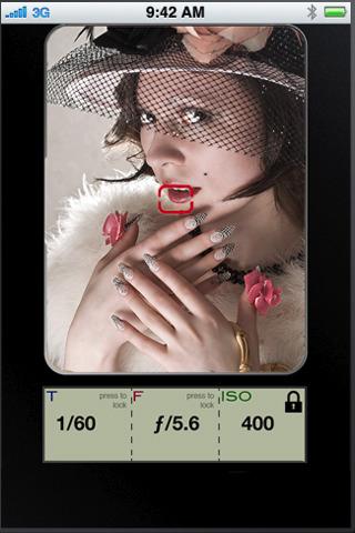 Pocket Light Meter para el iPhone