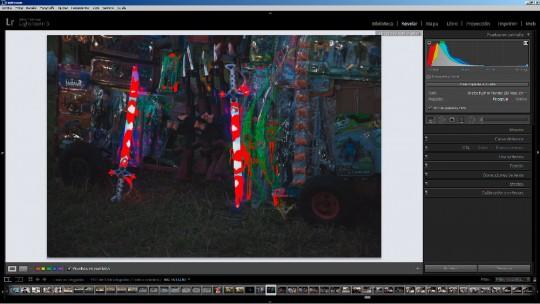 Gestión de color en Lightroom 5