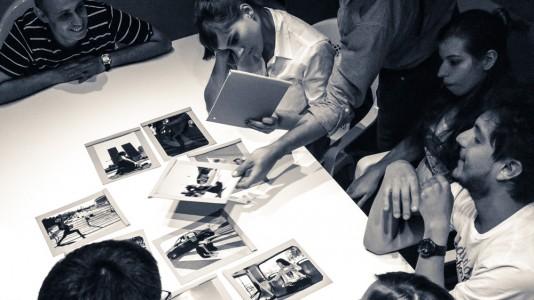 Cómo enseñar fotografía?