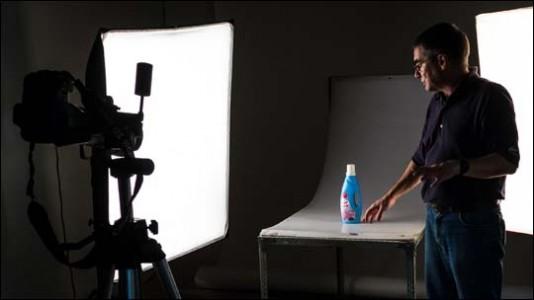 Curso de fotografia de productos