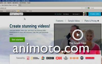 animoto.com