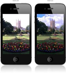 Fotografía HDR en el Iphone 4