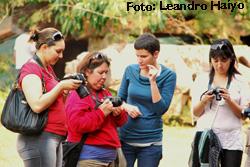 Curso básico de fotografía en Iguazú, Misiones