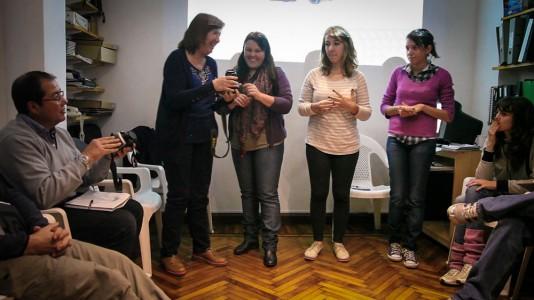 Terceras jornadas de capacitación para docentes de fotografía – Completo!!!