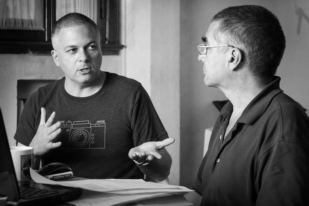 Buen Rolllo, tu videopodcast de fotografía con Mariano Molinari y Rodolfo Arpia