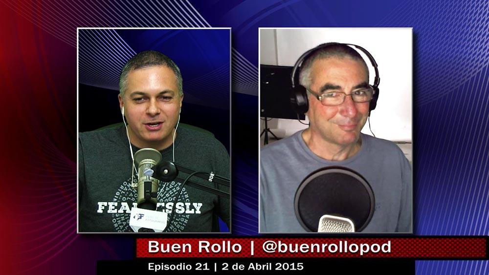 Youtube Buen Rollo Podcast con Rodolfo Arpia y Mariano Molinari