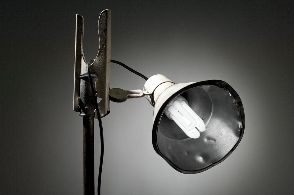 Sirven  las lámparas de bajo consumo para fotografía?