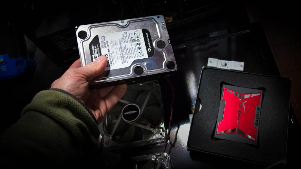 Disco SSD para editar fotos mas rápido