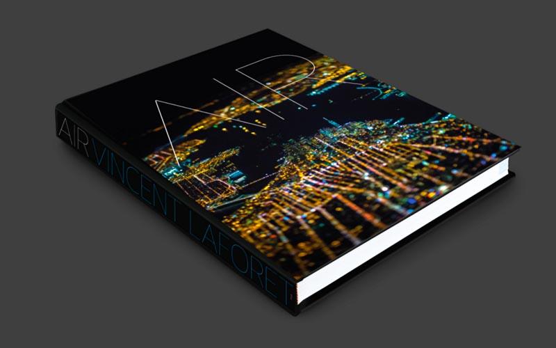 Air, el nuevo libro de Vincent Laforet