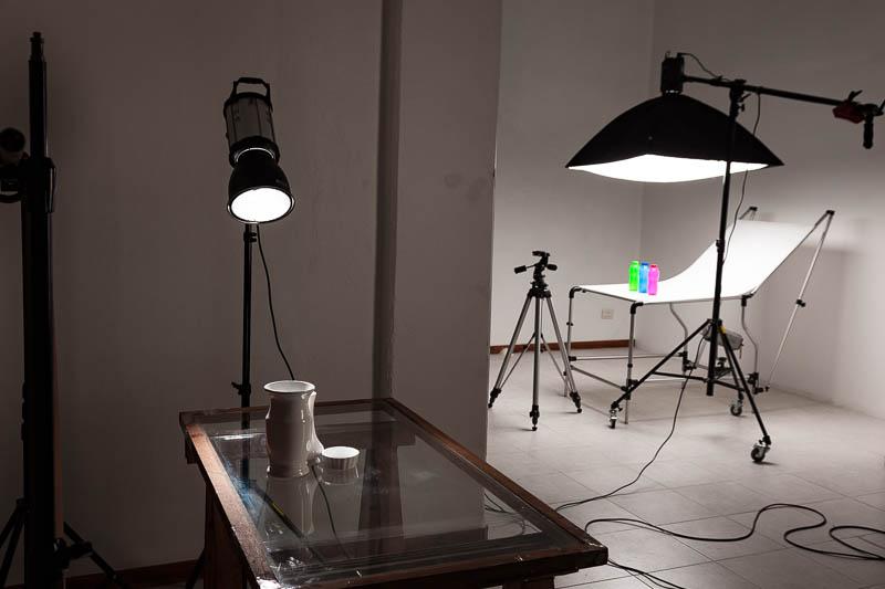 En este Workshop también aprenderás a usar la mesa de vidrio.
