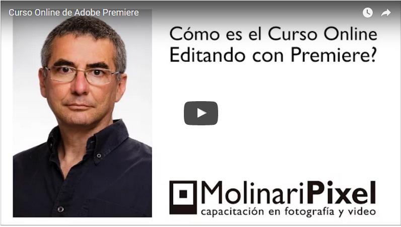 Curso Online de edición de video