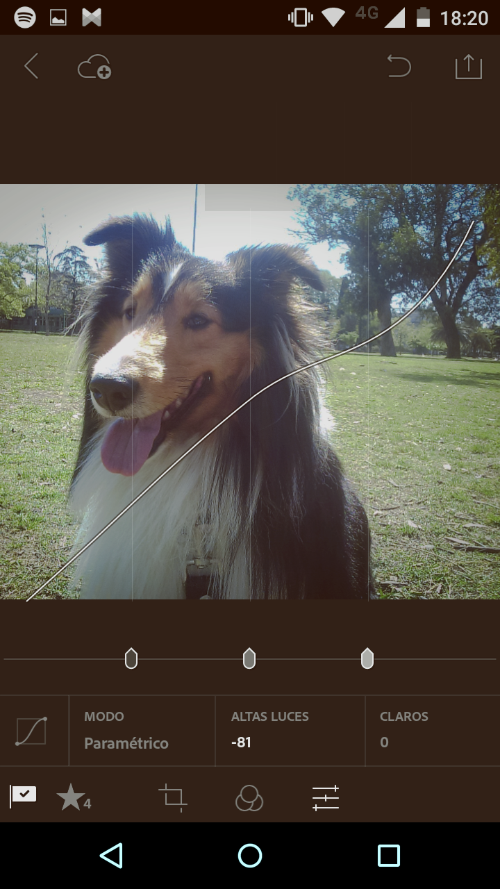 Adobe Lightroom para Android