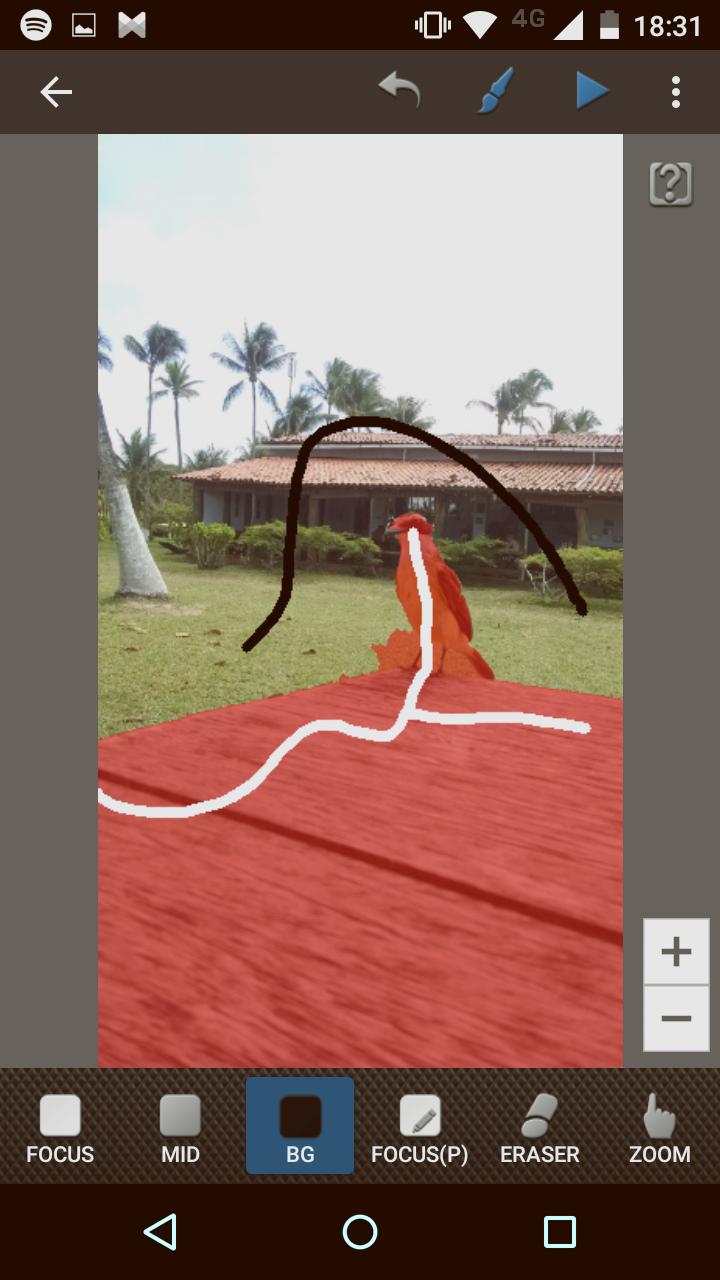 After Focus crea un fondo fuera de foco para tus fotos tomadas con Andoid