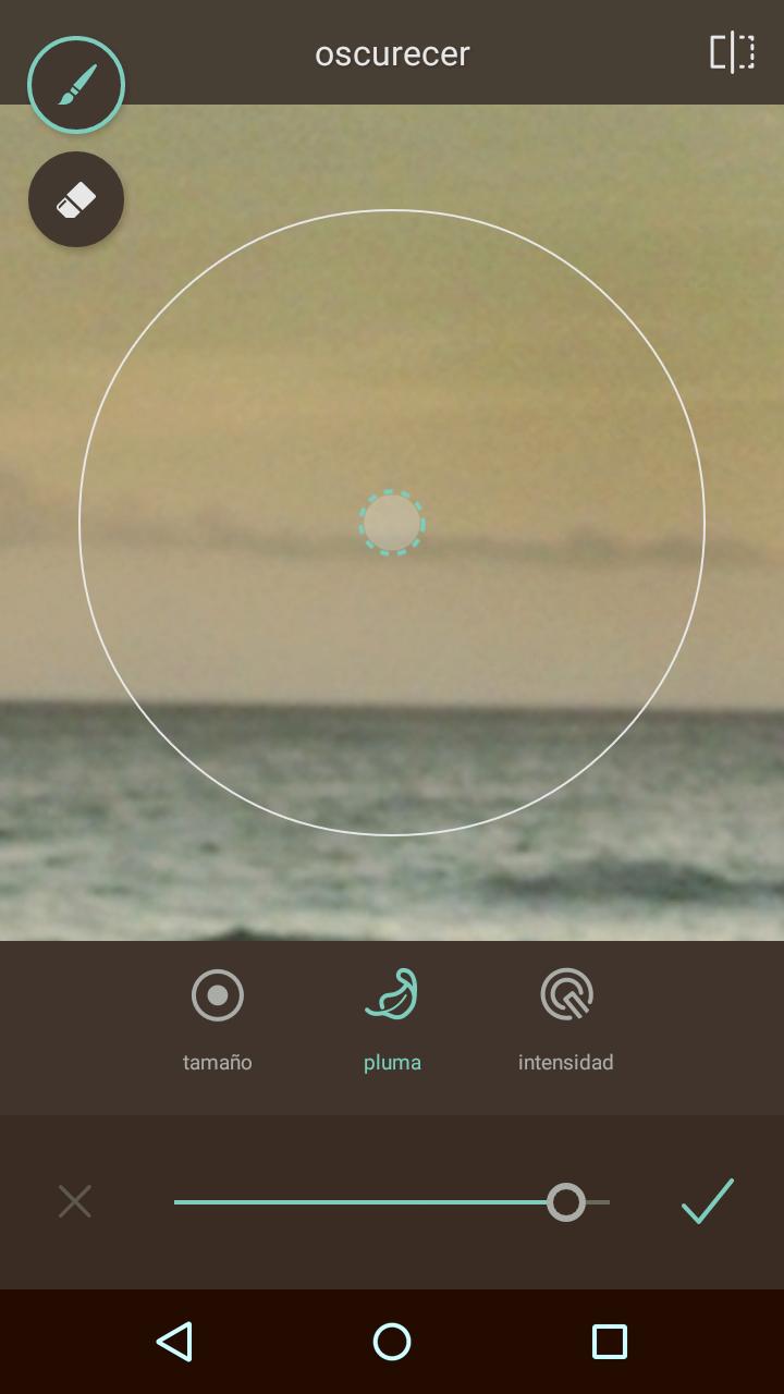 Editor de fotos Pixlr para Android