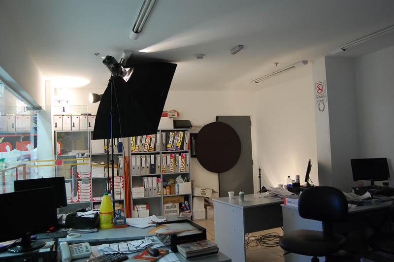 Cómo iluminar un retrato en locación