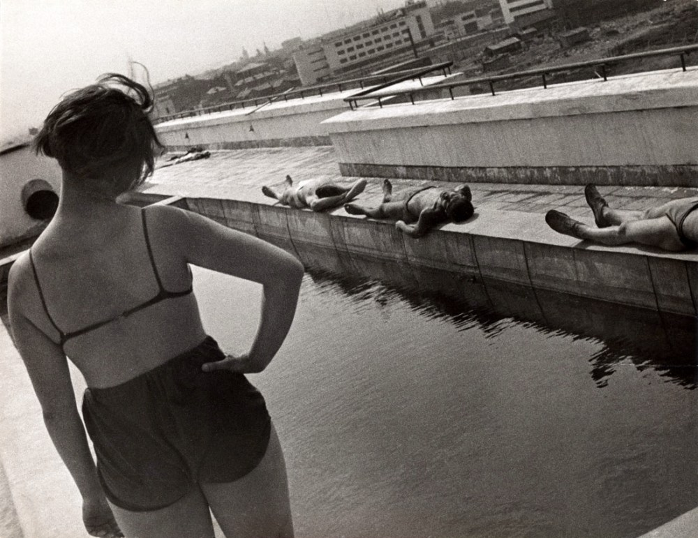 Aleksandr Ródchenko - Historia de la fotografía - horizonte inclinado