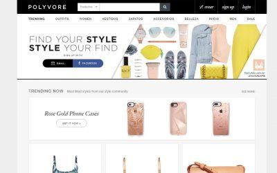 Mejora tus fotografías de indumentaria con Polyvore!