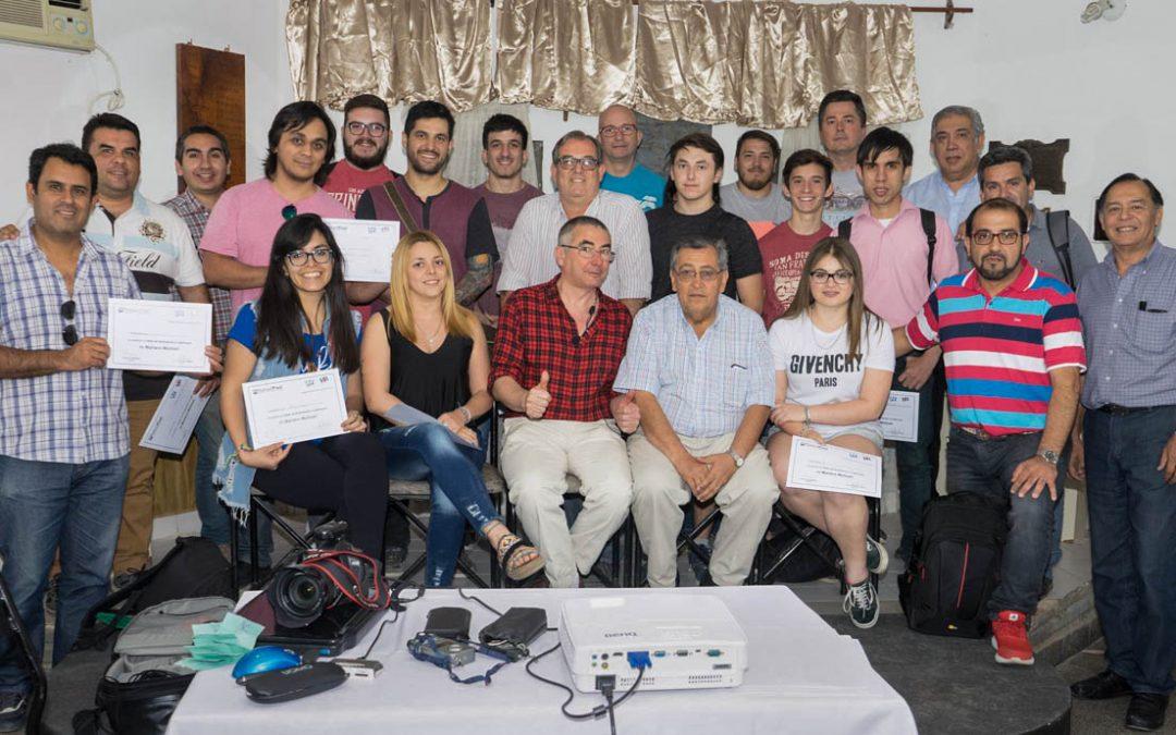 Workshop de Iluminación y Lightroom de Mariano Molinari en Santiago del Estero