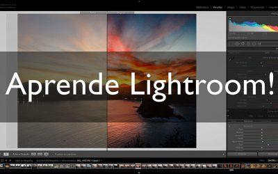 Aprende Lightroom con Mariano Molinari