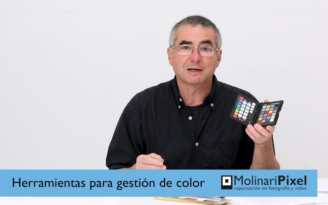 Herramientas para la gestión de color