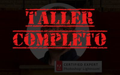 Taller de Lightroom presencial con Mariano Molinari