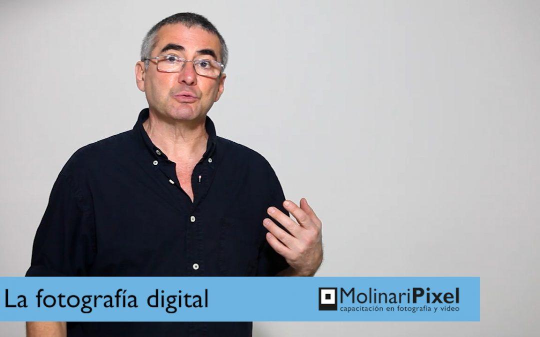 Historia de la fotografía: La fotografía digital
