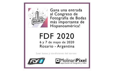 Gana una entrada para FDF 2020 en Rosario, Argentina