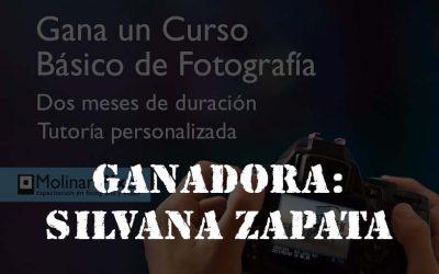 Ganadora Curso Básico Online de Fotografía